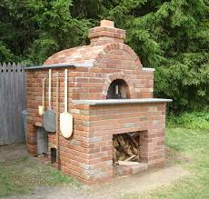 Pizza Oven Fireplace Combo by Diy Outdoor Pizza Oven Ideas U0026 Projects With Instructions Oven