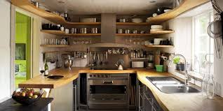 small kitchen shelving ideas 25 small kitchen design ideas