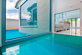 Glass Floor L Lake Wendouree Pool Project Gallery Albatross Swimming Pools