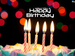 happy birthday candles happy birthday candles cake image images pictures photos