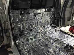 Sound Dening Interior Doors 12 Tacoma Access Cab Audio Install Sound Deadening Custom Doors