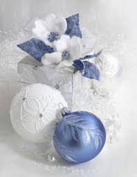 cute shabby chic christmas ornaments ideas for your home 18