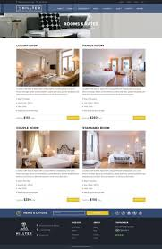 hillter responsive hotel booking for wordpress by awethemes