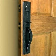 Door Knobs Exterior Kwikset Exterior Door Knobs Thaicuisine Me