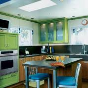 Editors Picks Our Favorite Green Kitchens This Old House - Green cabinets kitchen