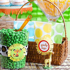 candy theme baby shower fisher price jungle baby shower supplies