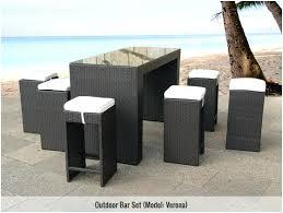 Aluminum Patio Bar Set Verona Patio Furniture U2013 Bangkokbest Net