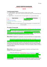 controlling definition grnatsuki concept definition paragraphs