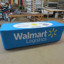 trade show table covers cheap trade show tables best table decoration
