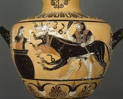 Euphronios Vase God Of The Underworld Alchemy England Blog