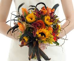 Fall Flowers For Wedding Chicago Fall Wedding Flowers U0026 Bouquets Booking Now