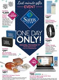 sams club 2017 sales deals ads