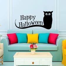 halloween bat wall decals online get cheap toilet sticker halloween aliexpress com