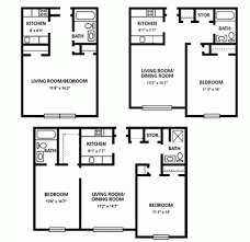 apartments floor plans design 12 floor plans of apartment from