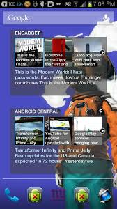 news widgets for android best news reader widget android forums at androidcentral