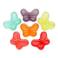mini gummi butterflies s best gummies gourmet candies