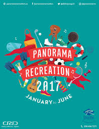 panorama recreation winter spring 2017 brochure by panorama
