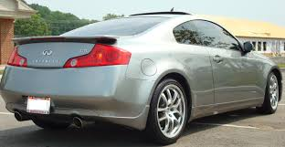 2005 infiniti g35 information and photos zombiedrive