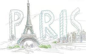 eiffel tower coloring page u2013 corresponsables co