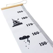 hanging picture height wall hanging growth chart height measurement rulers removable