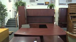 Home Office Furniture Near Me by Used Office Furniture Superstore Arnold U0027s Office Furniture Youtube
