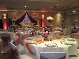 centrepiece hire 9 led love sign hire stage decorations