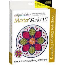 free designer u0027s gallery software trials totally stitchin