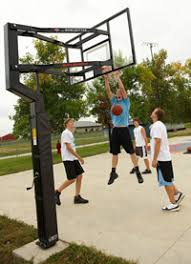 Backyard Basketball Hoops by Backyard Adventures Of Iowa Des Moines Ia