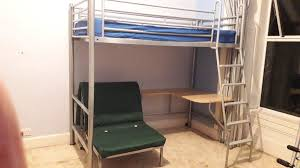 Jaybe Bunk Bed Be High Sleeper Bunk Bed With Desk Futon Be Jaybe