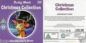 christmas annabelle s wish annabelle s wish daily mail promo dvd free uk post ebay