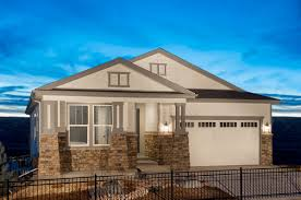 castle rock floor plans new homes for sale in castle rock co siena community by kb home