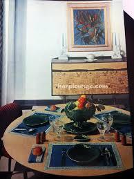 the harp lounge 1950s australian vogue magazine interiors