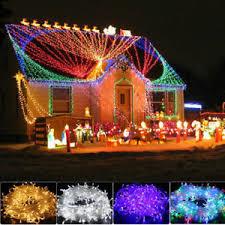 300 500 1000 led string lights outdoor garden