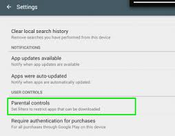 how to put parental controls on android phone how to use android s parental controls