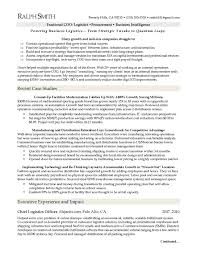 Logistic Resume Samples by Professional Procurement Resume Examples Contegri Com