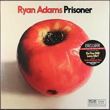 Barnes Nob Ryan Adams Prisoner Barnes U0026 Noble Exclusive Cover Vinyl Lp