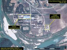 Nuclear Bomb Map North Korea May Have More Nuclear Bomb Material Than Thought Says