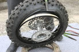 pneu chambre à air demontage remontage d un pneu avec chambre a air en moins de 3 mn