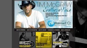 tim mcgraw fan club 25 amazing country artist myspace pages