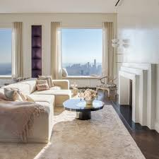 Luxury Interior Design 432 Park Avenue Condominiums