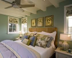 Green Wall Bedroom by Sea Foam Green Wall Color Houzz