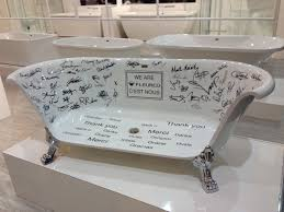 Clawfoot Whirlpool Tub Claw Foot Tub With A Unique U201csignature U201d International Marble