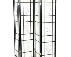 Panel Shoji Screen Room Divider - door room dividers it is called a dressing screen or panel an