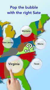u s bubbles states u0026 capitals quiz fun easy game for kids to