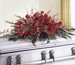 casket sprays illinois florist fabbrinis flowers big casket spray