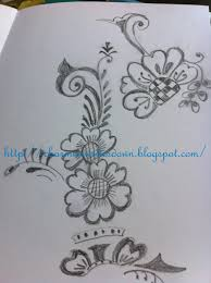 pencil sketches of mehndi designs 23 new arabic mehndi design