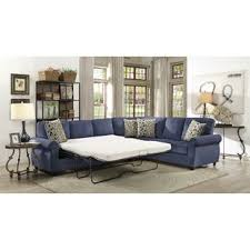 Sectional With Sofa Bed Sleeper Sectional Sofas You Ll Wayfair