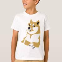 Doge Meme T Shirt - doge t shirts shirt designs zazzle