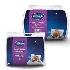Silent Night 7 5 Tog Duvet Silentnight King Size Duvet Ebay