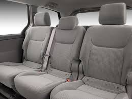 2008 toyota sienna reviews and rating motor trend